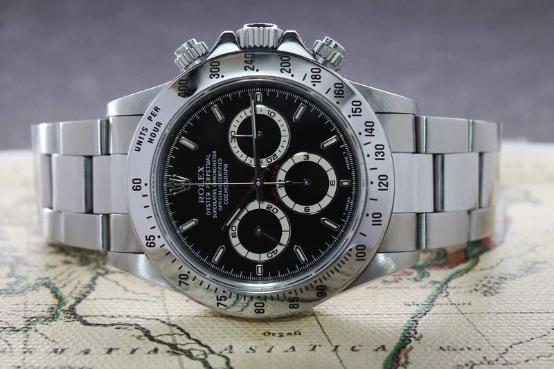 Rolex Daytona Ref. 16520 Year 1997 (Full Set)