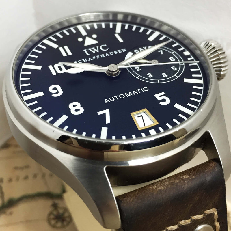 IWC Big Pilot 1st Series Ref. IW5002 Year 2002