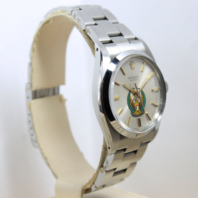 Rolex Oyster Precision UAE NOS Ref. 6426 Year 1987 (with Papers)