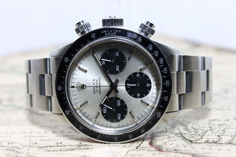 1976 Rolex Daytona Ref. 6263 (with Box & Papers)