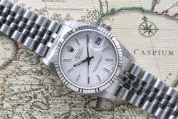 Rolex Datejust Medium St/WG Ref. 78274 Year 2001 (with Papers)
