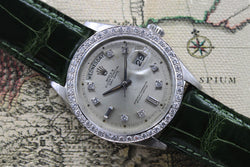 Rolex Day Date Platinum Ref. 1804 Year 1964