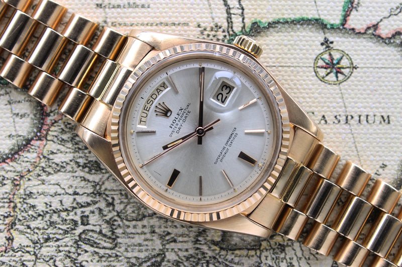Rolex Day Date Ref. 1803 Year 1975 (Full Set)