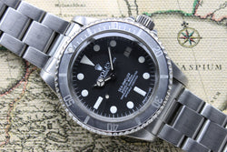 Rolex Sea Dweller 'Great White' Ref. 1665 Year 1978
