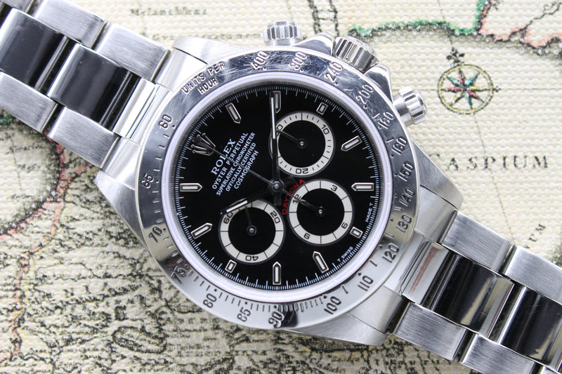 1996 Rolex Daytona Ref. 16520 (Full Set)