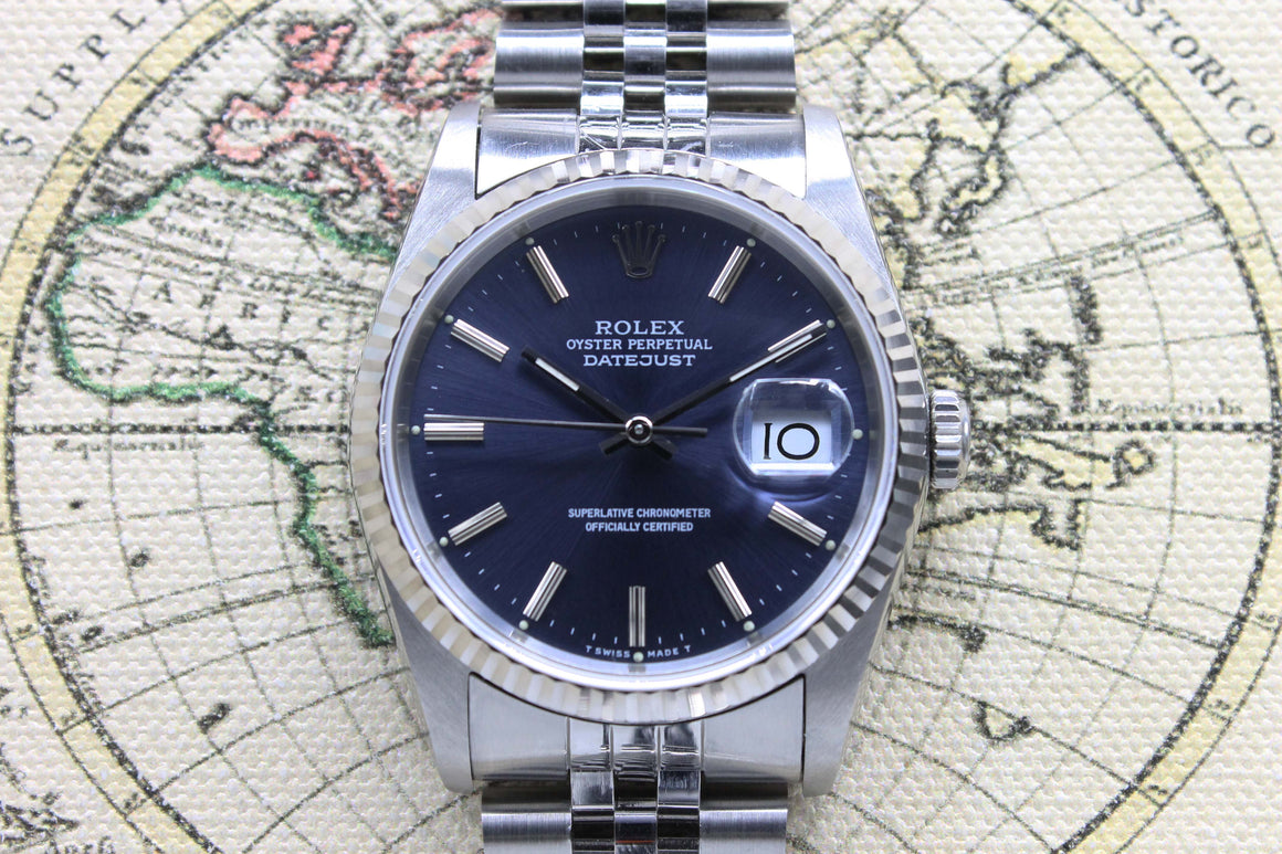 Rolex Datejust Ref. 16234 Year 1987