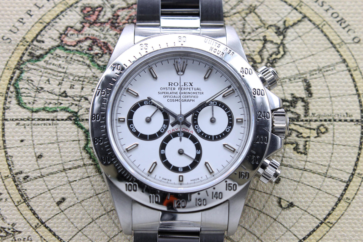 Rolex Daytona Ref. 16520 Year 1996 (Full Set)