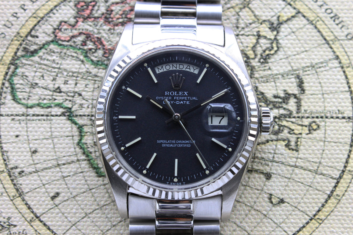 1971 Rolex Day Date Big Logo Ref. 1803 (with Papers)