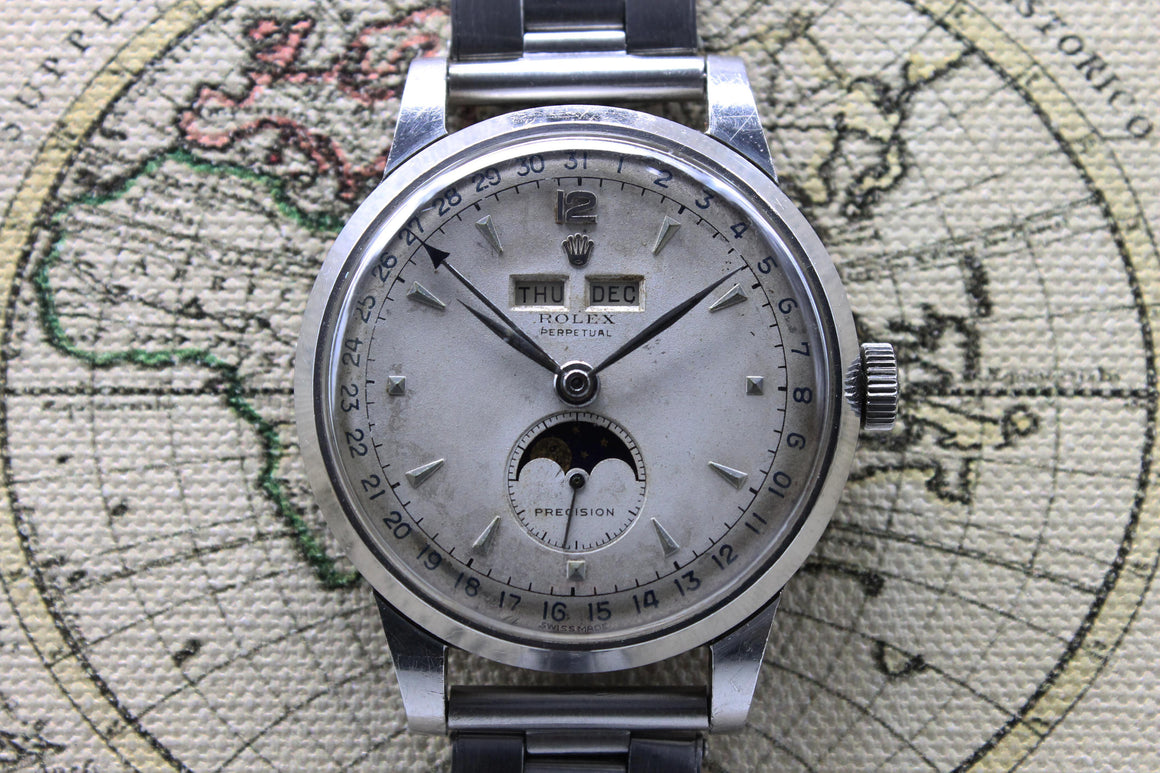Rolex Paddelone Ref. 8171 Year 1960 - Price on request