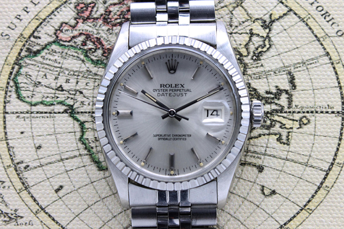 Rolex Datejust Ref. 16030 Year 1978
