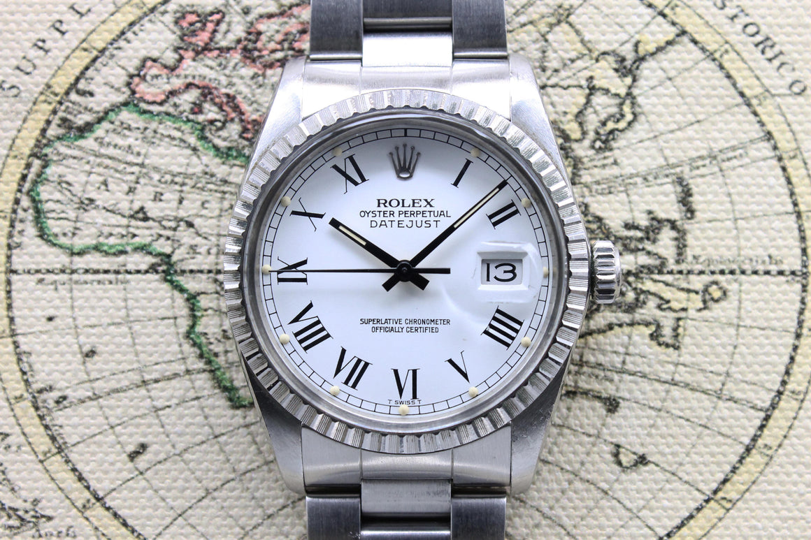 Rolex Datejust Ref. 16000 Year 1982