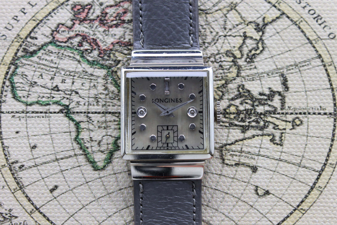 1944 Longines Art Deco Ladies Ref. 696183