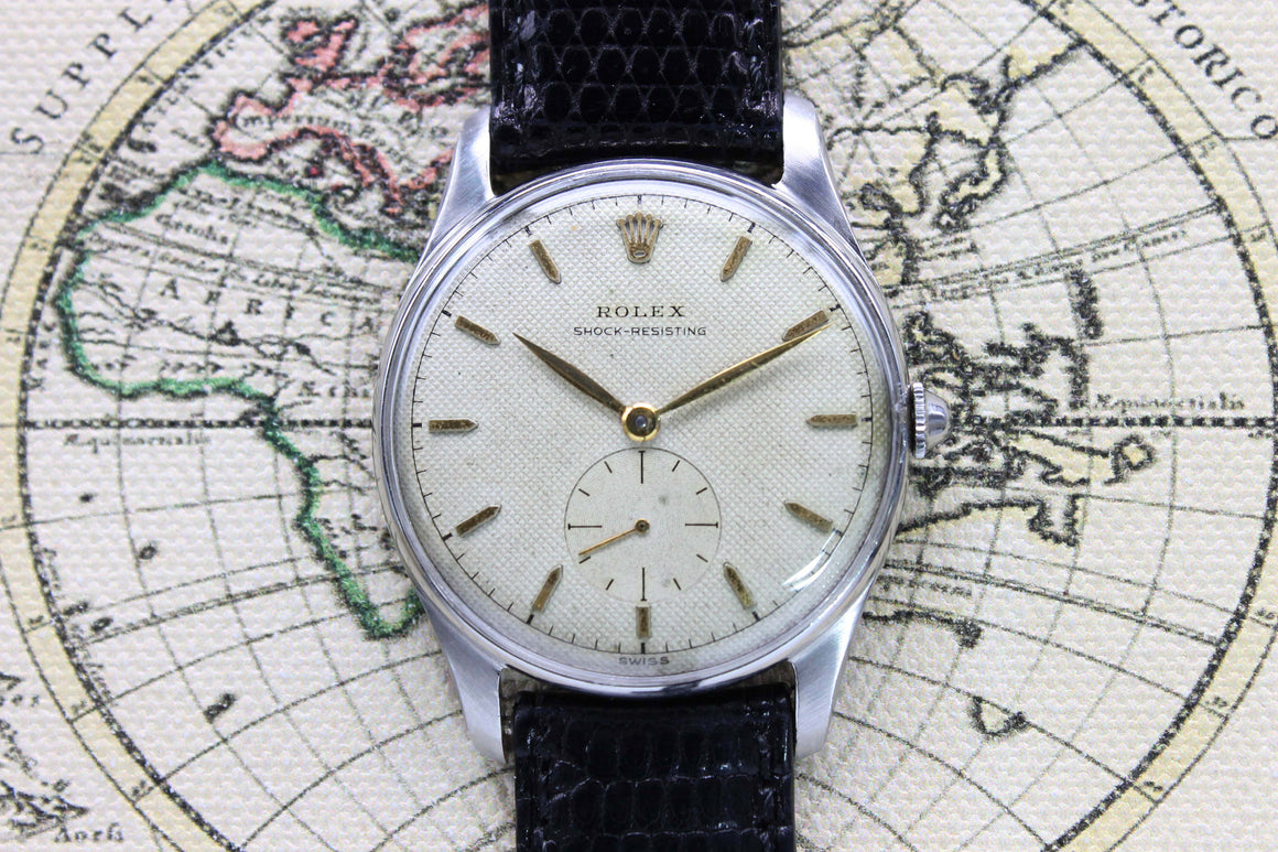 Rolex Dresswatch Ref. 3540 Year 1944