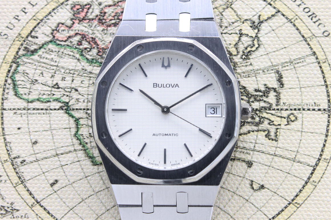 Bulova Royal Oak Ref. 4420101 Year 1979