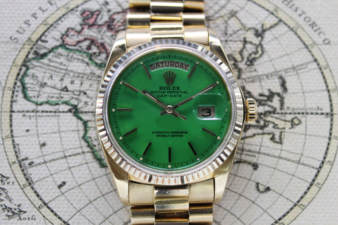Rolex Day Date Stella Ref. 1803 Year 1978