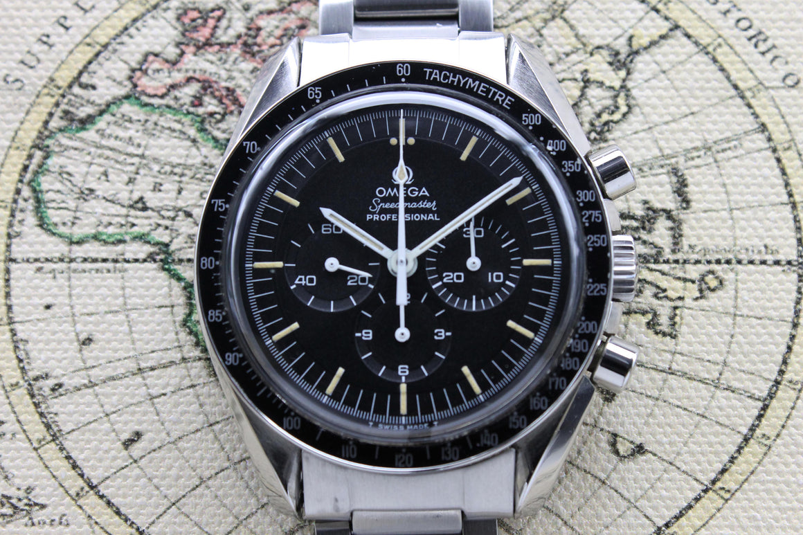 Omega Speedmaster Professional Ref. 145.022 Year 1972 (Full Set)