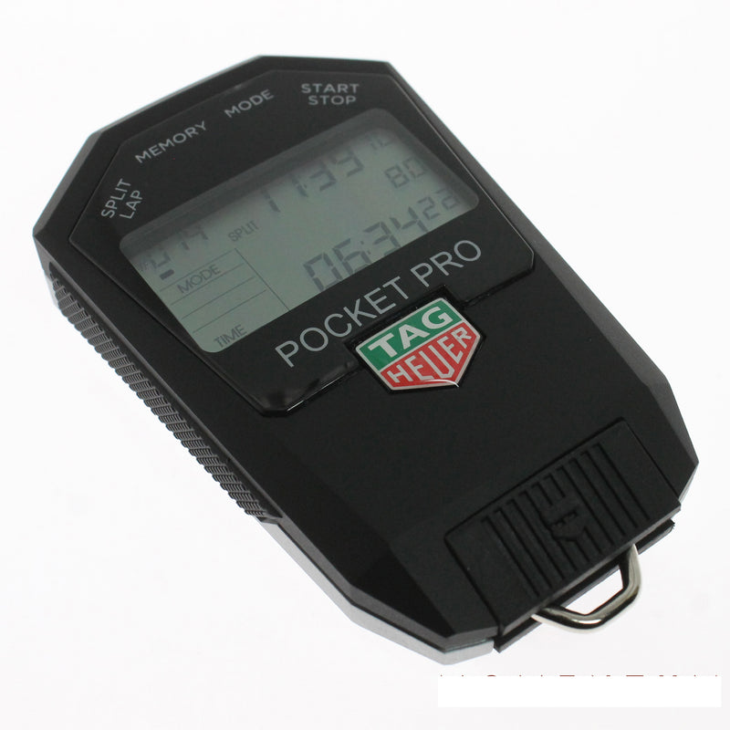 Heuer Stop Watch 'Pocket Pro'
