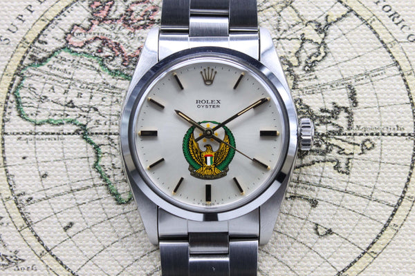 1979 Rolex Oyster Precision UAE NOS Ref. 6426 (with Logo Box)