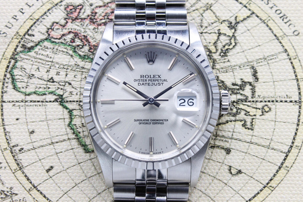 Rolex Datejust Ref. 16030 Year 1987 (with Papers)