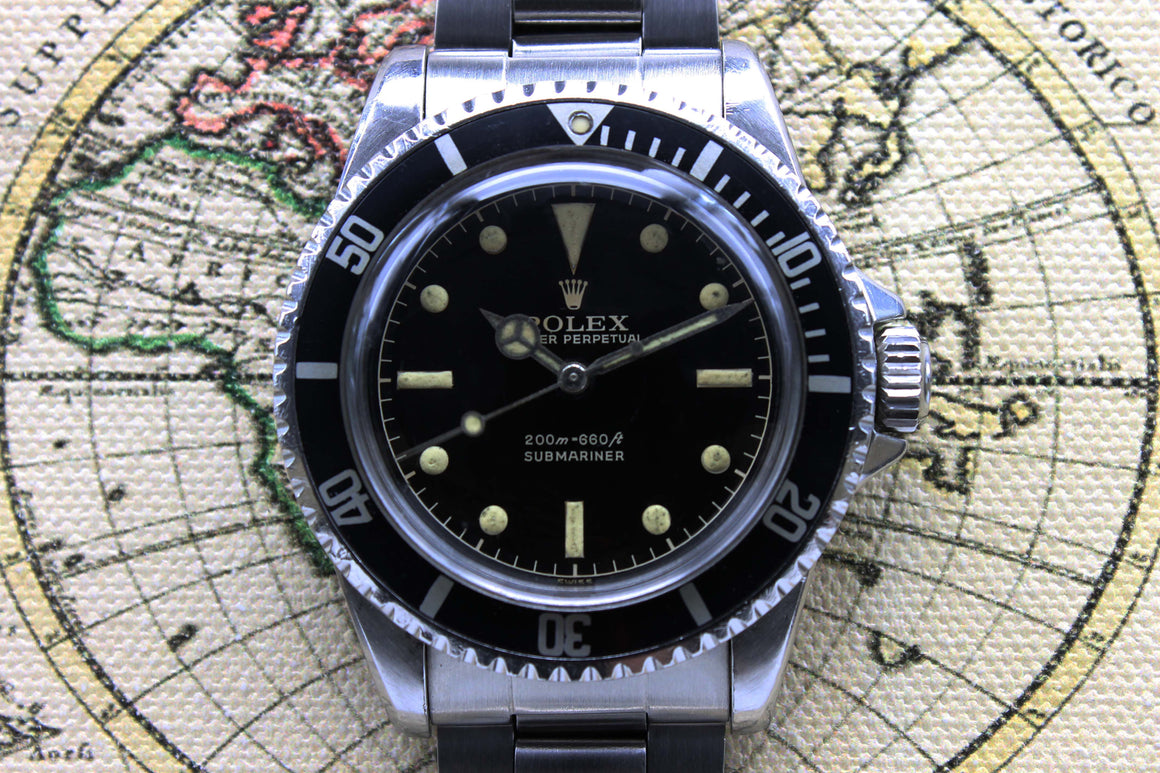 Rolex Submariner PCG Ref. 5512 Year 1960 - Price on Request