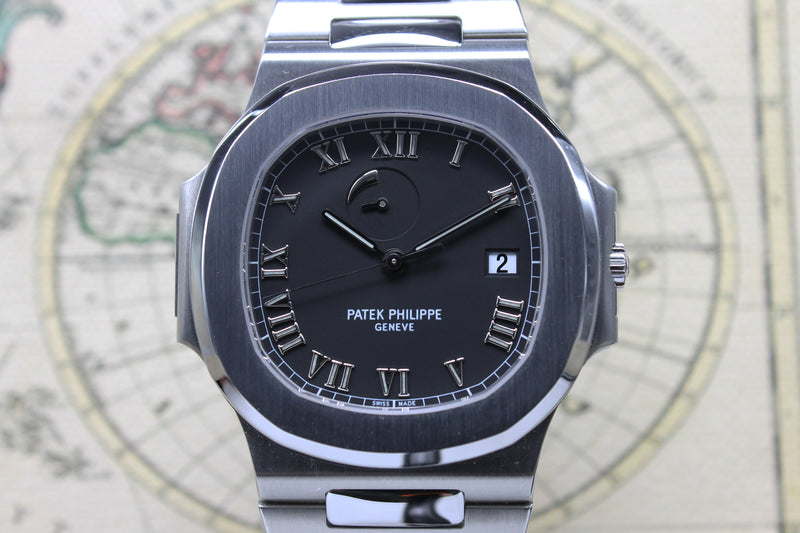 Patek Philippe Nautilus Ref. 3710 Year 2005 (Full Set)