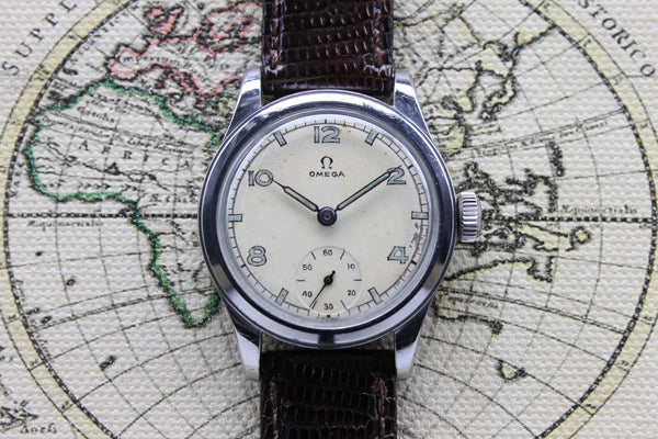 1944 Omega Sub Second Ref. 2165