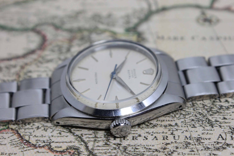 Rolex Precision Ref. 6426 Year 1961 (with Papers)