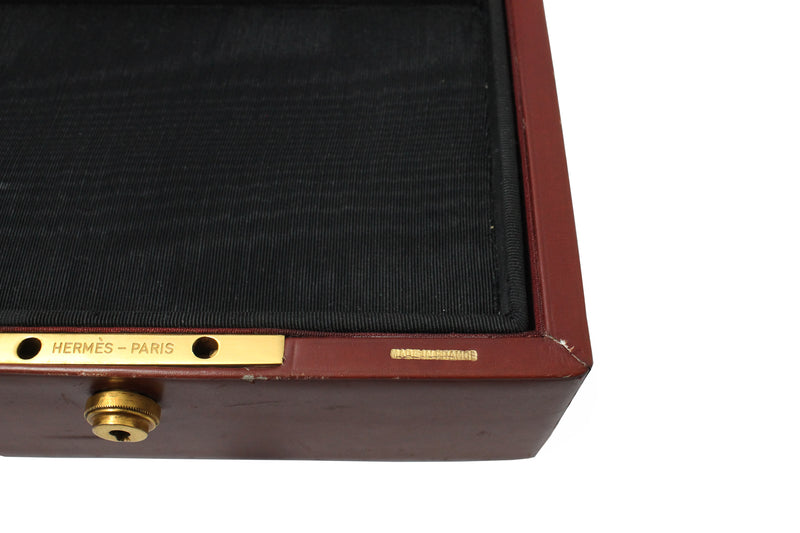 Vintage Hermes  Jewelry or Valet Box, 1950s