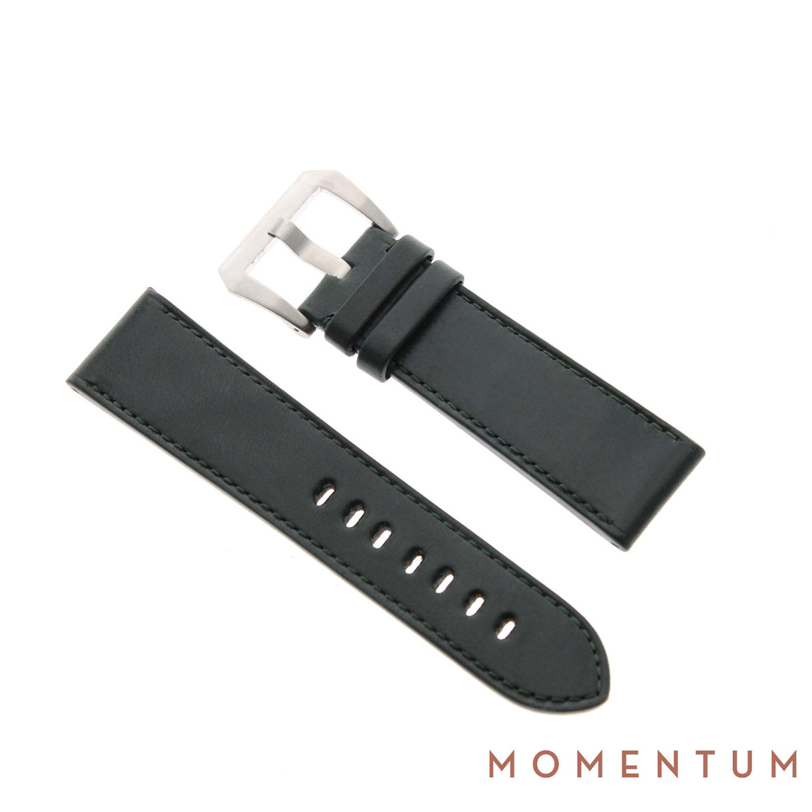 Vintage Strap - Dark Green - Horse Leather - Momentum Dubai