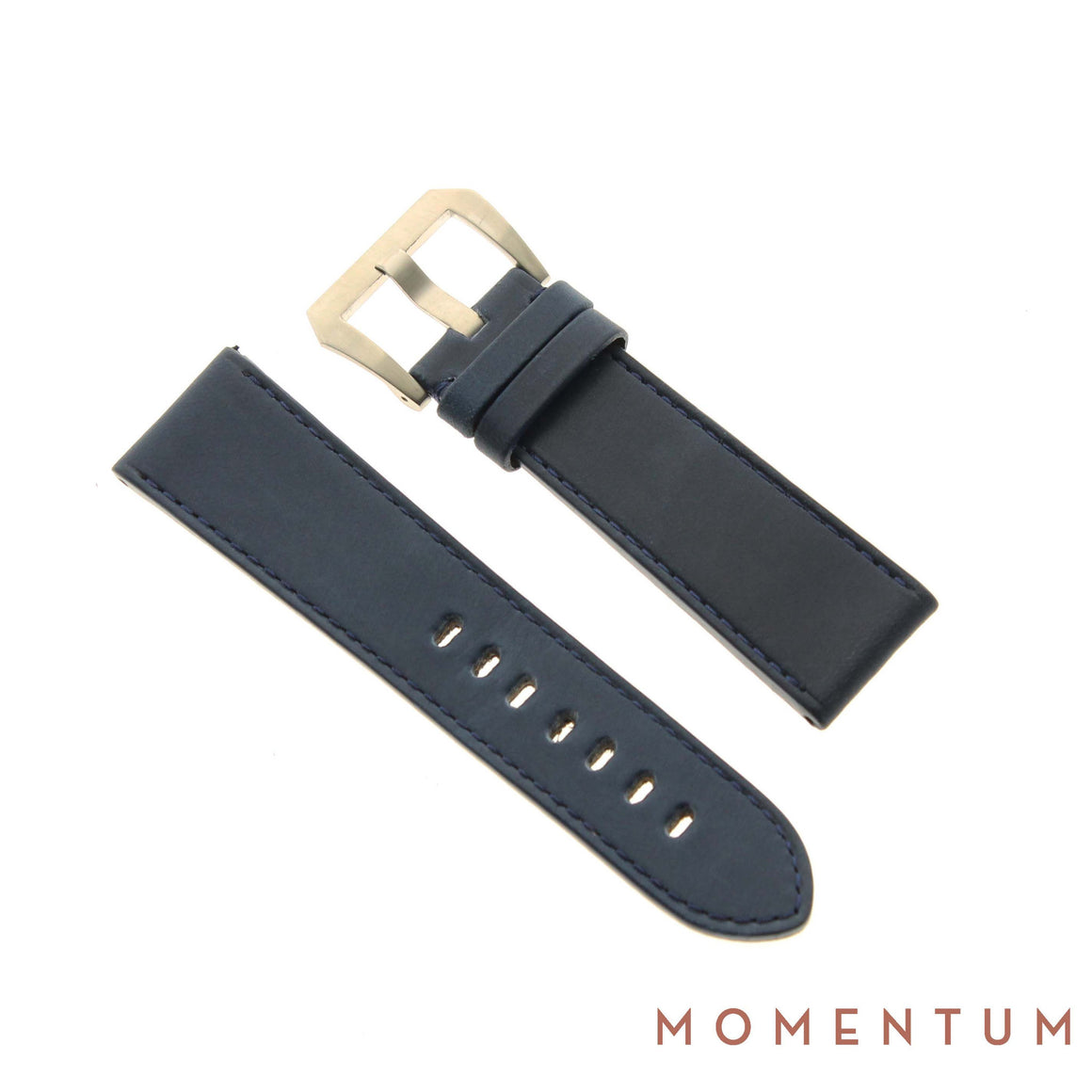 Vintage Strap - Dark Blue - Horse Leather - Momentum Dubai