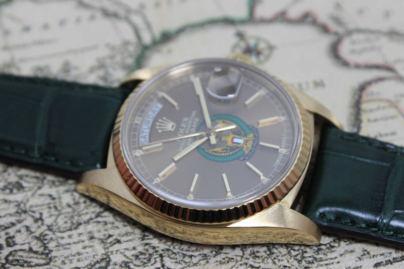 1978 Rolex Day Date UAE Armed Forces Ref. 18038