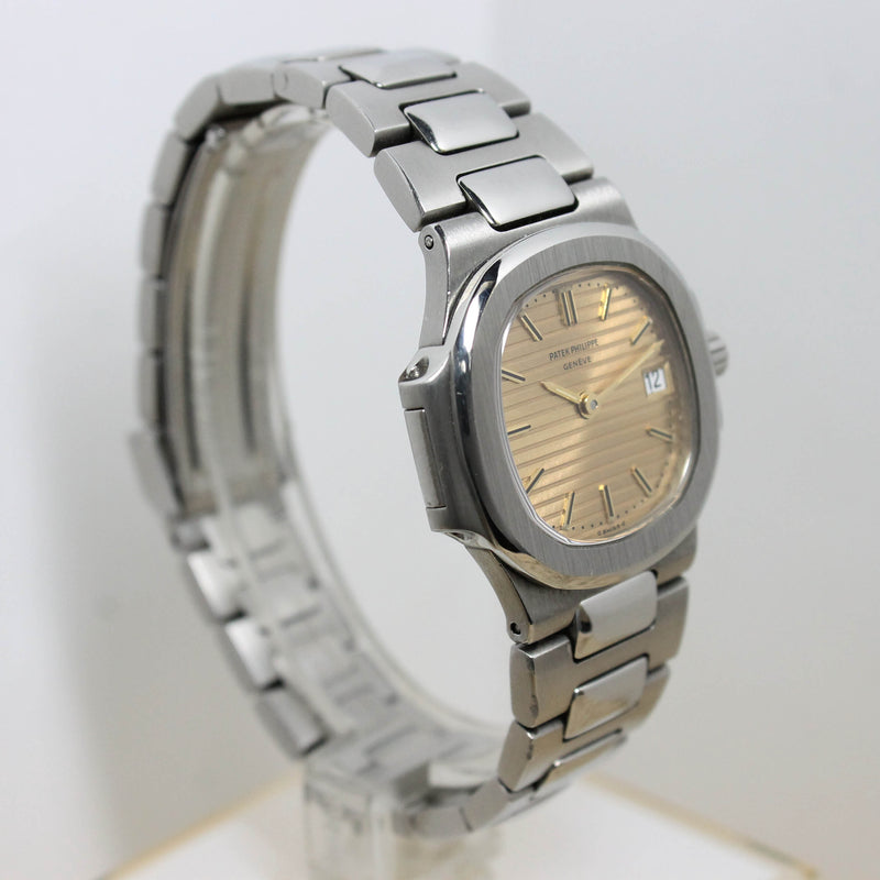 1981 Patek Philippe Nautilus Ladies Ref. 4700 (with Extract From Archives)