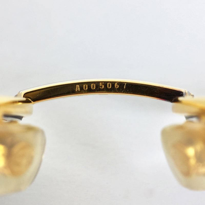 Vintage Louis Cartier Romance Sunglasses