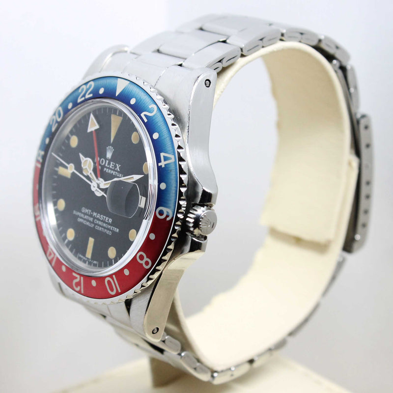Rolex GMT Master MK2 Ref. 1675 Year 1973 (Full Set)
