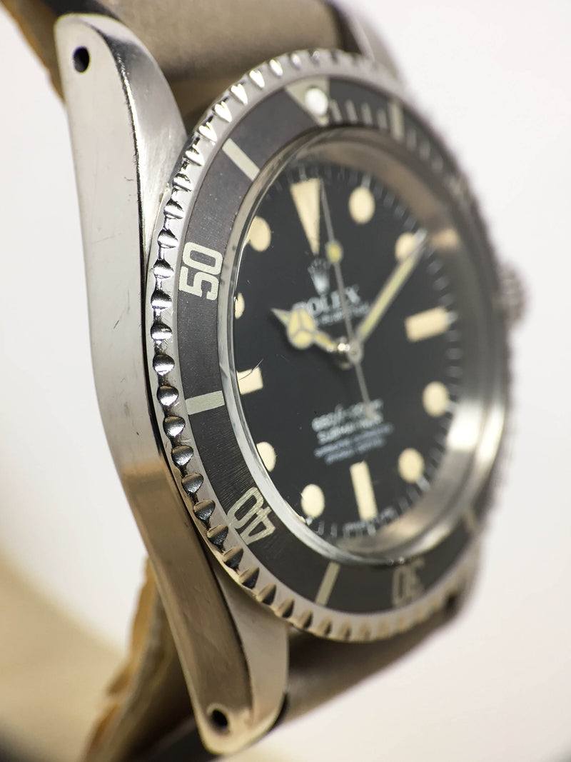 1971 Rolex Submariner with Later Maxi MK1 Dial Ref. 5512