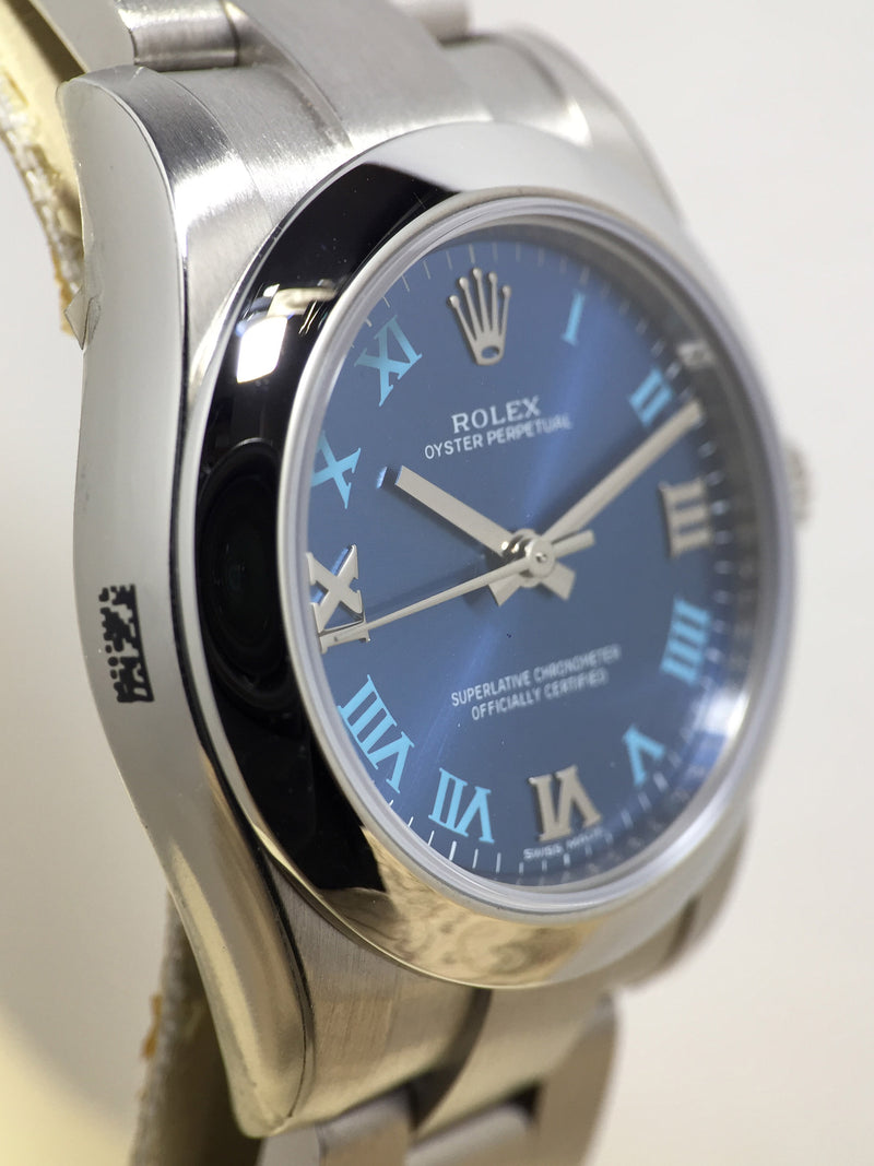 2015 Rolex Oyster Perpetual Unworn Stickers Ref. 177200 (Full Set)