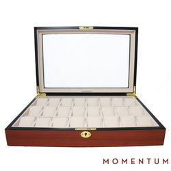 Riviera 24 Cherry - Watch Box