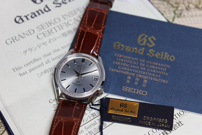 2015 - Grand Seiko NOS (Full Set) - Momentum Dubai