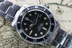 1977 - Rolex Double Red Sea Dweller (Full Set) -Price on request- - Momentum Dubai