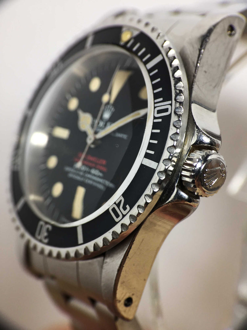 Rolex Double Red Sea Dweller Ref. 1665 Year 1977 (Full Set)