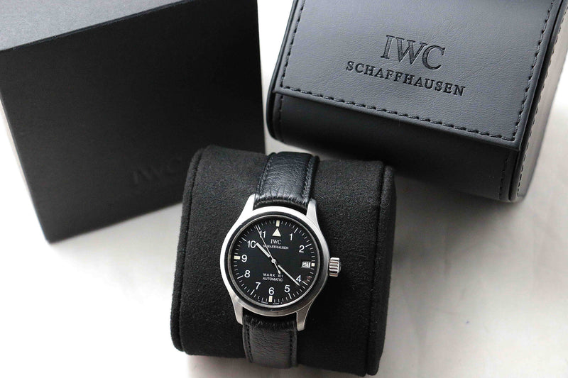 1990's - IWC Mark XII (with service box) - Momentum Dubai