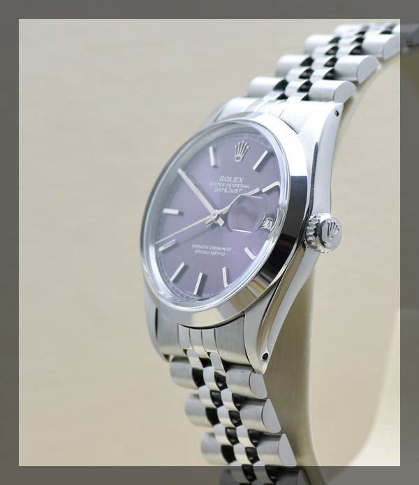 Rolex Datejust Purple (3.1.303) - Momentum Dubai