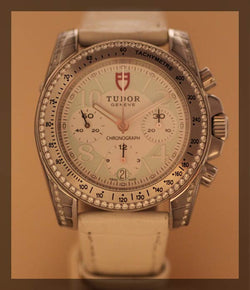 Tudor Ladies Chrono (3.1.100) - Momentum Dubai