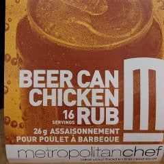 Beer can chicken rub-Metro Chef