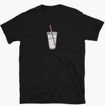 Load image into Gallery viewer, Charli D'amelio Iced Coffee Tee Black - 1