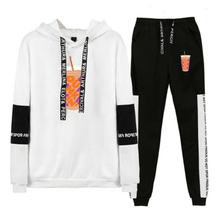 Load image into Gallery viewer, Merch Charli Damelio Hoodie + Sweatpants -1
