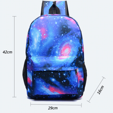 Load image into Gallery viewer, Charli x Galaxy Backpack Set -4