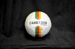 Cameroon stripes football