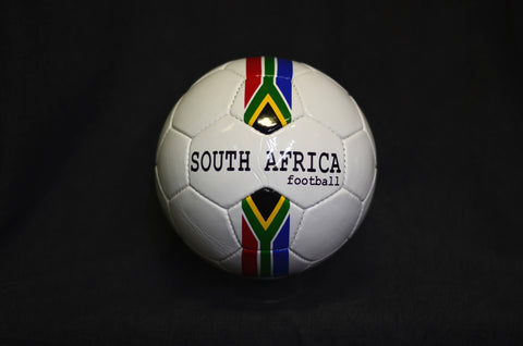 South Africa stripes football