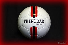 Trinidad stripes football